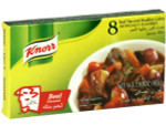 Beef Flavored Bouillon 80G
