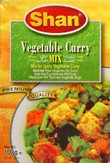Shan Vegetable Curry 100g