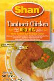 Shan Tandoori Chicken Bbq Mix 50g