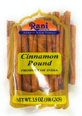Rani Cinnamon Sticks 3.5oz (100g) ~ 11-13 Sticks 3 Inches in Length Cassia Cinnamon