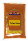 Rani Tandoori Masala Indian Spice Blend 14oz (400g) ~ Gluten Free & Salt Free