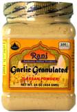 Rani Granulated Garlic 16oz
