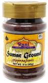 Rani Sumac (Sumak) Spice Ground Powder 3oz (85g) ~ All Natural, Salt-Free | Vegan | No Colors | Gluten Friendly  | NON-GMO