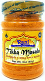 Rani Tikka Masala Indian 7-Spice Blend 3oz (85g) ~ All Natural, Salt-Free | Vegan | No Colors | Gluten Friendly | NON-GMO