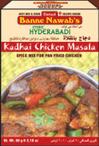 Banne Nawab Kadhai Chicken Masala 60G