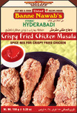 Banne Nawab Crispy Fried Chicken Masala 150G