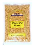 Rani Dhana Dal Roasted Brown 200Gm