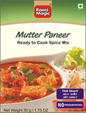 Rasoi Magic Mutter Paneer 50g