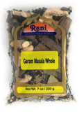 Rani Garam Masala Indian 11-Whole Spices Blend 7oz (200g) ~ All Natural, Salt-Free | Vegan | No Colors | Gluten Friendly | NON-GMO | Indian Origin