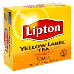 Lipton Yellow Label 100bags