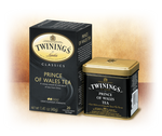 Twinings Tea Prince Of Wales 20's