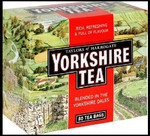 Yorkshire Tea Red 80'S