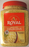 Royal Couscous 2lbs (32oz)