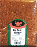 Deep Dry Garlic Chutney 4Oz