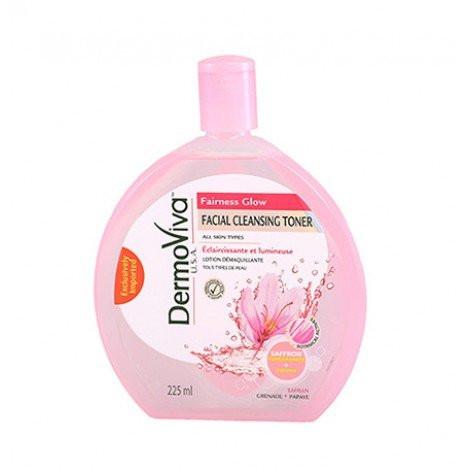 Dermoviva Fairness Glow Facial Cleansing Toner 225ml