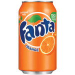 Fanta Can 300 ml