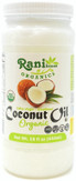 Rani Organic Extra Virgin Coconut Oil 16oz