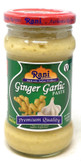 Rani Ginger Garlic Cooking Paste 10.58oz (300gm) ~ Vegan | Glass Jar | Gluten Free | NON-GMO | No Colors | Indian Origin