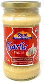 Rani Garlic Cooking Paste 10.5oz (300g) ~ Vegan | Gluten Free Ingredients | NON-GMO | No Colors | Indian Origin