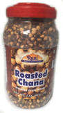 Rani Roasted Chana JAR 2lbs