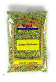 Rani Green Mukhwas (Special Digestive Treat) 14oz (400g) ~ Indian Candy Mouth Freshener