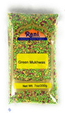 Rani Green Mukhwas (Special Digestive Treat) 7oz (200g) ~ Indian Candy Mouth Freshener