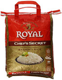 Royal Chef Secret Basmati Rice 10lb