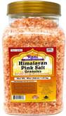 Rani Himalayan Pink Salt Granules 64oz (4lbs)