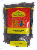 Asian Kitchen Sanam Chilli Whole 400g (14oz)