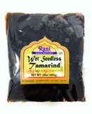 Rani Natural Wet Seedless Tamarind Block/Slab (Imli) 14oz (400g) No added sugar | Vegan | Gluten Free Ingredients | NON-GMO | Indian Origin