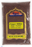 Rani Ragi Finger Millet (Eleusine Coracana) Whole Ancient Grain Seeds 800g (28oz) ~ All Natural | Gluten Free Ingredients | NON-GMO | Vegan | Indian Origin | Nachni / Ragula / Nagli / Keppai