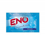 Eno Fruit Salt Regular Antacid Powder Baking Soda for Indigestion, Heartburn, Flatulence 30 Sachets 5 g Each