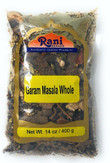 Rani Garam Masala Indian 11-Whole Spices Blend 14oz (400g) ~ All Natural, Salt-Free | Vegan | No Colors | Gluten Free Ingredients | NON-GMO | Indian Origin
