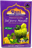 Rani Jal Jeera Masala (14-Spice blend for Spicy Indian Drink) 3.5oz (100g) ~ All Natural | Vegan | No Colors | Gluten Friendly Ingredients | NON-GMO | Indian Origin
