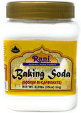 Rani Baking Soda (SODIUM BI-CARBONATE) 35 Ounce (1kg) 2.2lbs ~ Used for cooking, NON-GMO | Indian Origin | Gluten Friendly