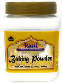 Rani Baking Powder (SODIUM BI-CARBONATE) 28 Ounce (800g) 1.8lbs ~ Used for cooking, NON-GMO | Indian Origin | Gluten Free