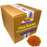 Rani Tikka Masala Indian 7-Spice Blend, 25 Pound (400 Ounce) 11.36kg ~ Bulk Box ~ All Natural, Salt-Free | Vegan | No Colors | Gluten Free Ingredients | NON-GMO