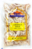 Rani Coconut (Copra) Sliced 200g (7oz) ~Raw (uncooked, unsweetened) ~ All Natural | Vegan | Gluten Friendly