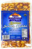 Rani Butter Soctch Chikki 100g (3.5oz) ~ All Natural | Vegan | No colors | Gluten Free Ingredients | Indian Origin