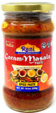 Rani Garam Masala Curry Cooking Spice Paste 10oz (300g) Glass Jar ~ No Colors | All Natural | NON-GMO | Vegan | Gluten Free | Indian Origin