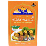 Rani Tikka Masala Indian 7-Spice Blend 3.5oz (100g) ~ All Natural, Salt-Free | Vegan | No Colors | Gluten Friendly | NON-GMO