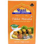 Rani Tikka Masala Indian 7-Spice Blend 3.5oz (100g) ~ All Natural, Salt-Free | Vegan | No Colors | Gluten Friendly | NON-GMO