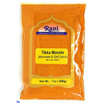 Rani Tikka Masala Indian 7-Spice Blend 7oz (200g) ~ All Natural, Salt-Free | Vegan | No Colors | Gluten Friendly | NON-GMO