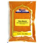 Rani Tikka Masala Indian 7-Spice Blend 14oz (400g) ~ All Natural, Salt-Free | Vegan | No Colors | Gluten Friendly | NON-GMO