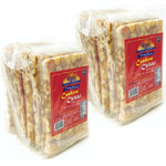 Rani Cashew Chikki (Brittle Candy) 3.5oz (100g) x Pack of 20 ~ All Natural | Vegan | No colors | Gluten Friendly | Indian Origin