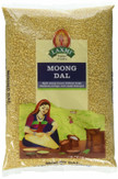 Laxmi Moong Dal (Split Mung Beans without skin) Lentils Indian 4lbs