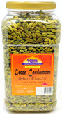 Rani Green Cardamom Pods Spice (Hari Elachi) 48oz (3lbs) PET Jar ~ Natural | Vegan | Gluten Friendly | NON-GMO