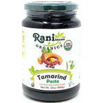 Rani Organic Tamarind Paste (Imli Paste) 32oz (2lbs) 908g Glass Jar, No added sugar ~ All Natural | Vegan | Gluten Free | No Colors | NON-GMO | Indian Origin | USDA Certified Organic