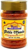 Rani Pickle (Achar) Masala Natural Indian Spice Blend 3oz (85g) PET Jar ~ All Natural | Vegan | Gluten Friendly | NON-GMO | No colors | Indian Origin