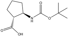 (1R,2R)-Boc-aminocyclopentane carboxylic acid